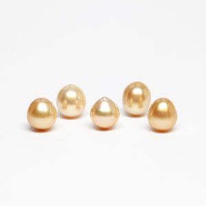 South Sea Gold, Drop shape, 11-11,5mm, Ab quality